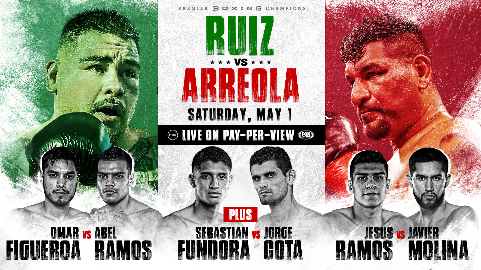 Figueroa vs Ramos Live Stream & Fight Preview | May 1, 2021