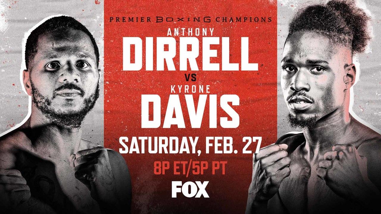 Dirrell vs Davis Live Stream & Fight Preview | February 27, 2021