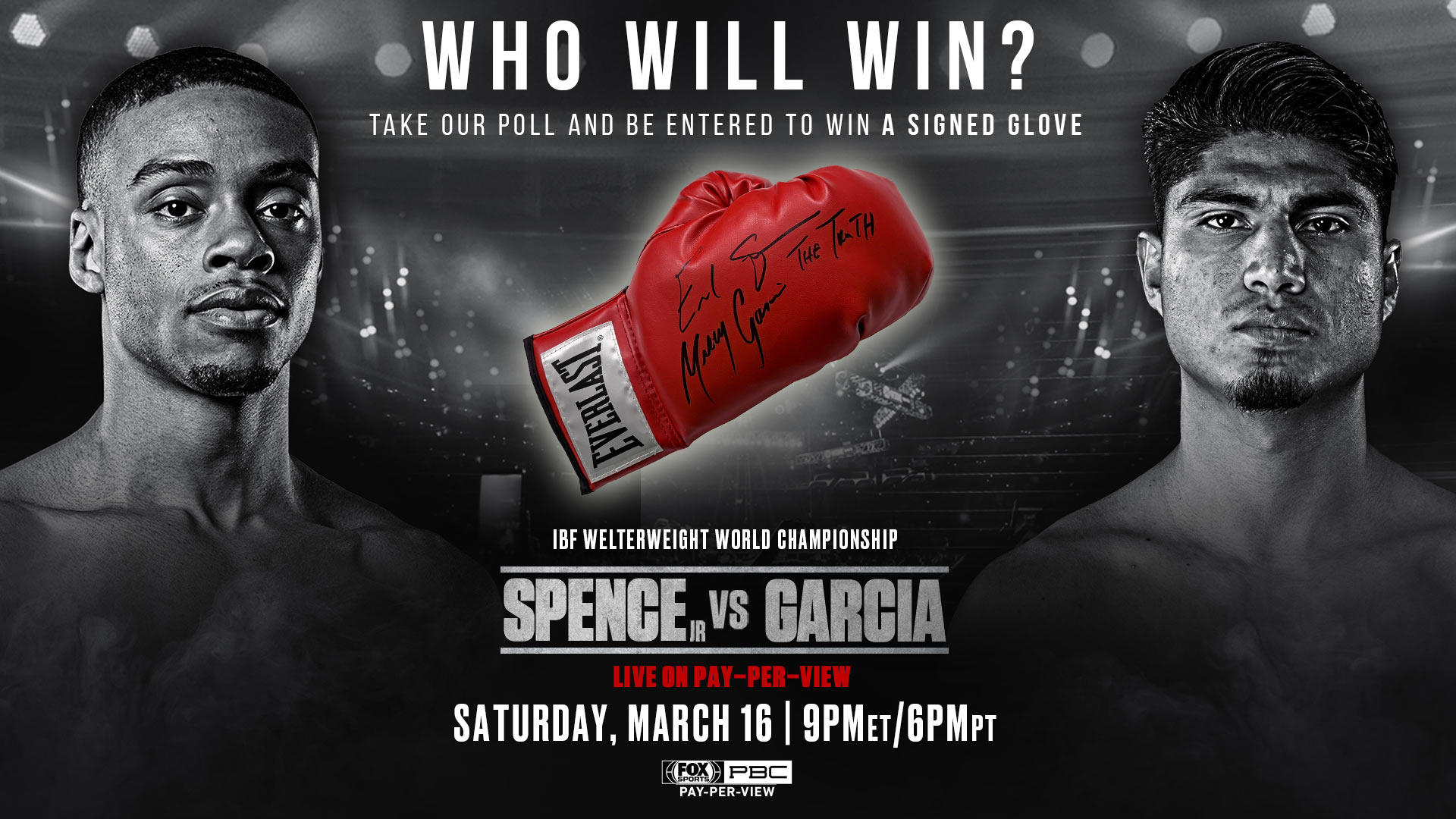 Image result for mikey garcia vs errol spence jr live fight tickets