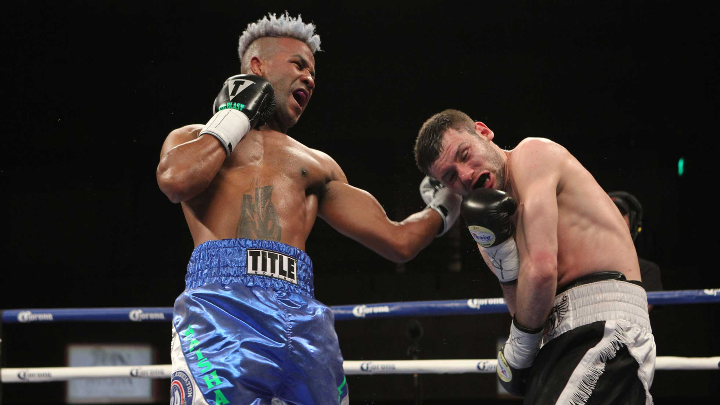 Alexis Texas Boxing 12 rounds with … rances barthelemy