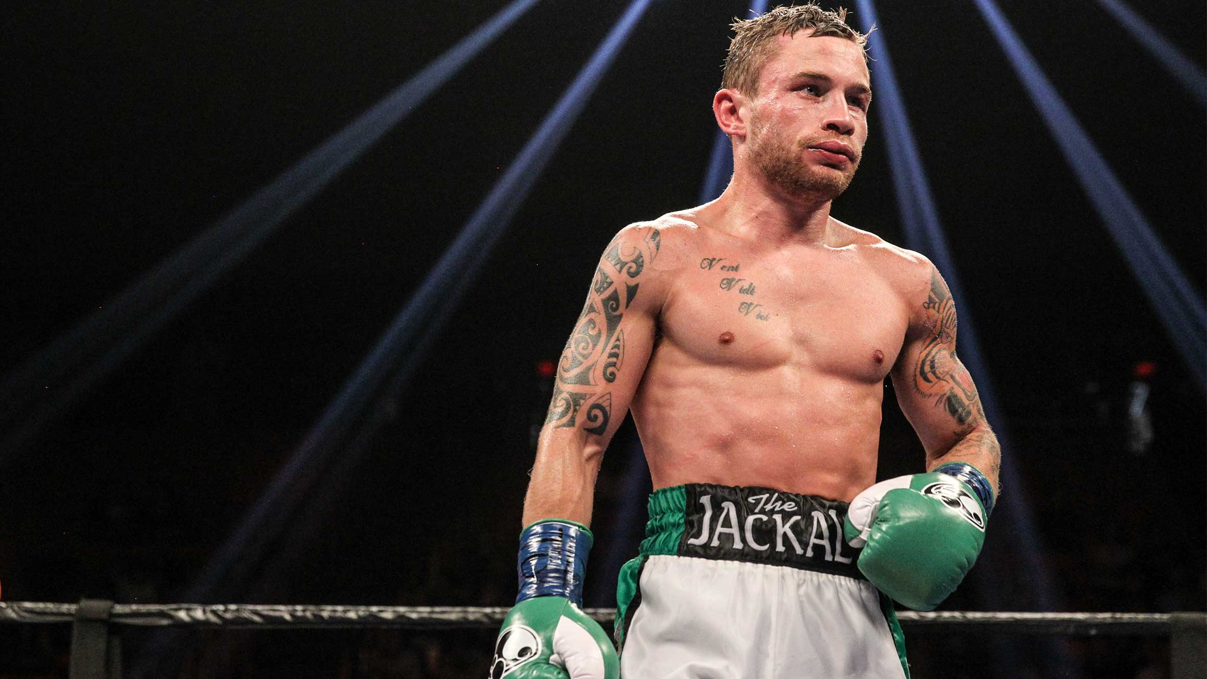 Carl Frampton's master plan: Take care of Scott Quigg, then move on to Guillermo Rigondeaux