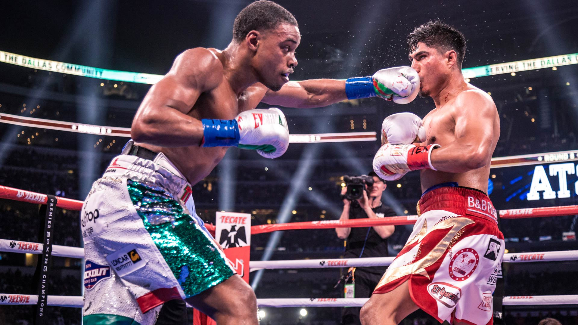 Spence Vs Garcia Watch Fight Highlights March 16 2019