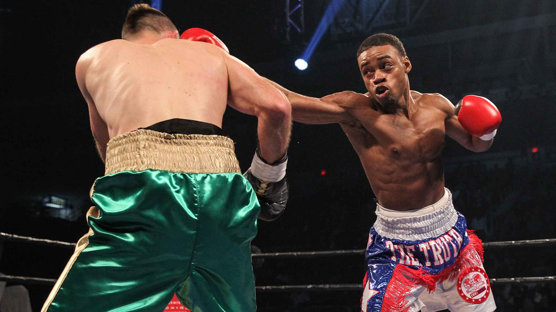 Spence Determined To Begin Solidifying Legacy In 147 Pound