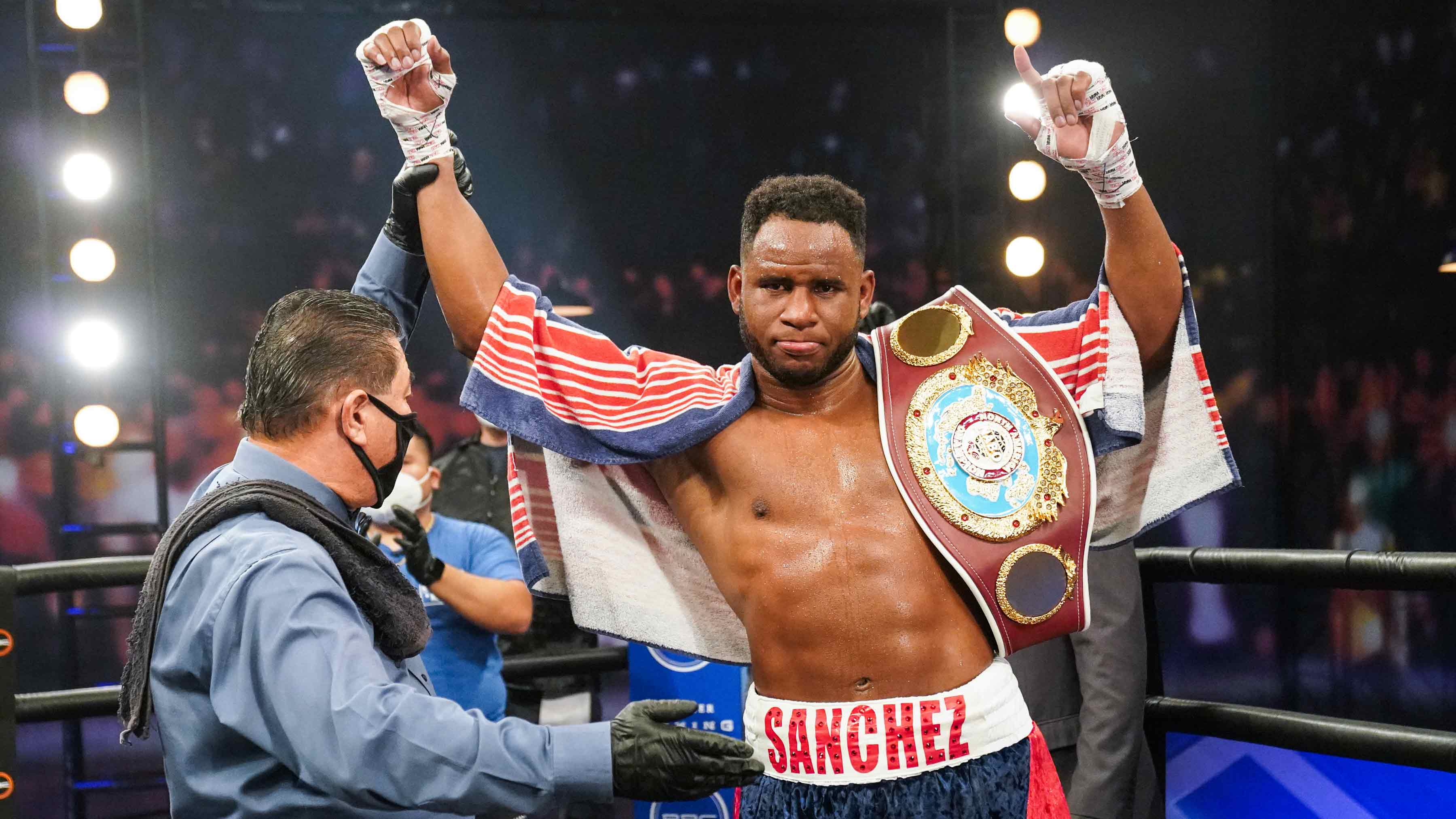 Frank Sanchez Believes Action Speaks Louder Than Words