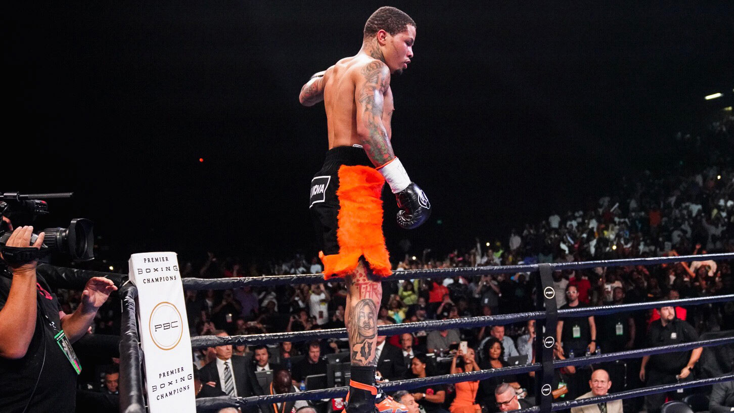 Gervonta Davis - Next Fight, Fighter Bio, Stats & News