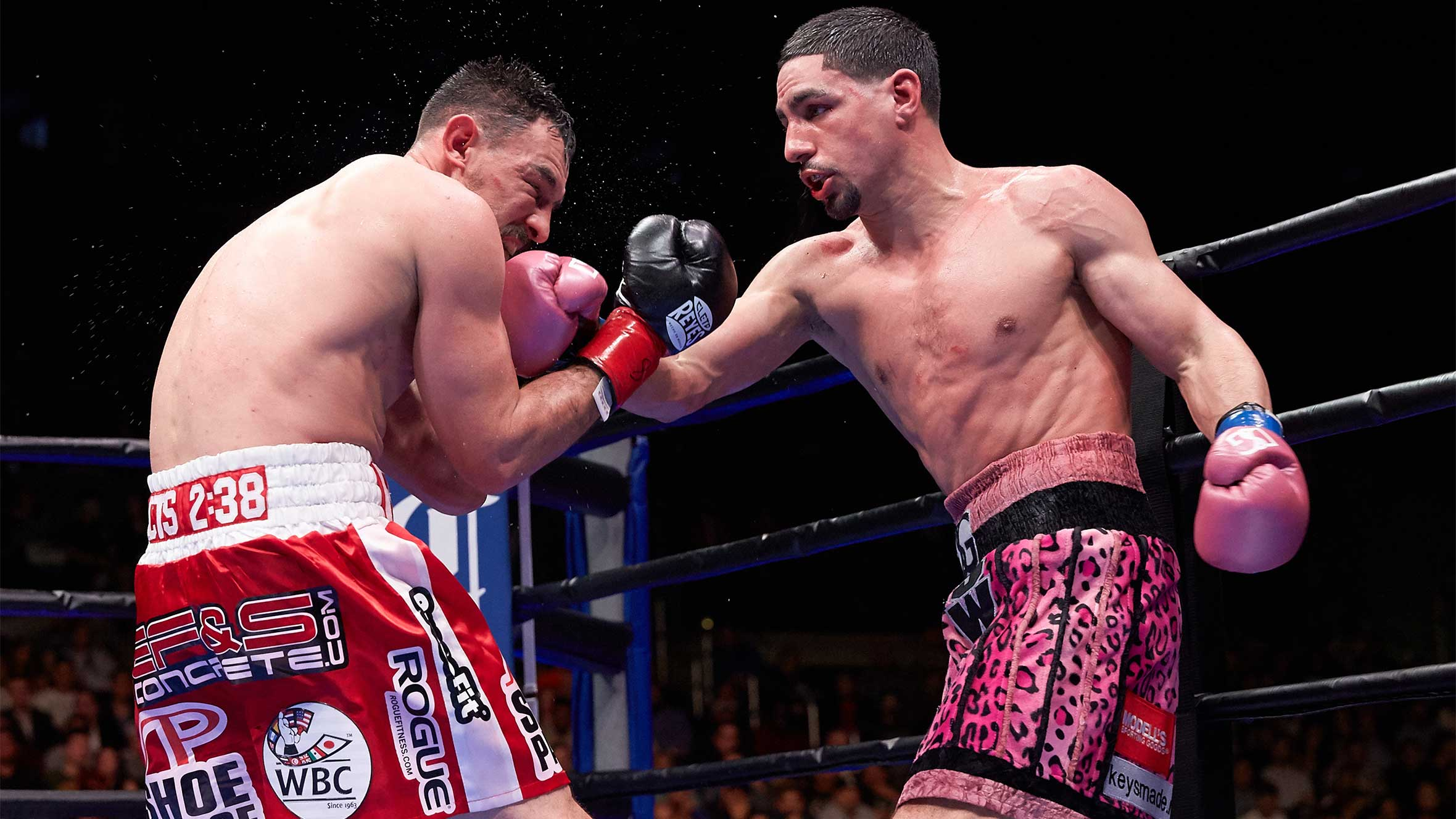 Danny Garcia - Next Fight, Fighter Bio, Stats & News