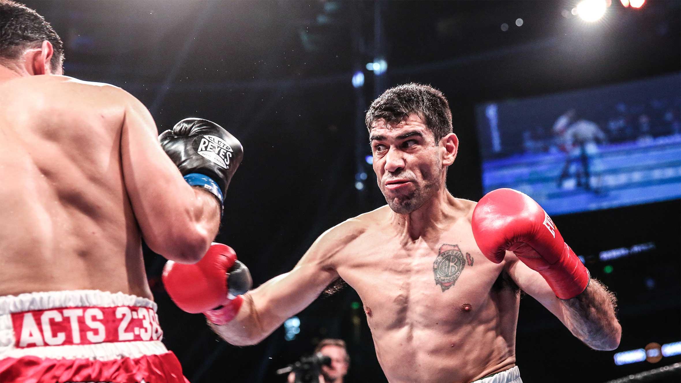 Fight Night - Guerrero vs Peralta