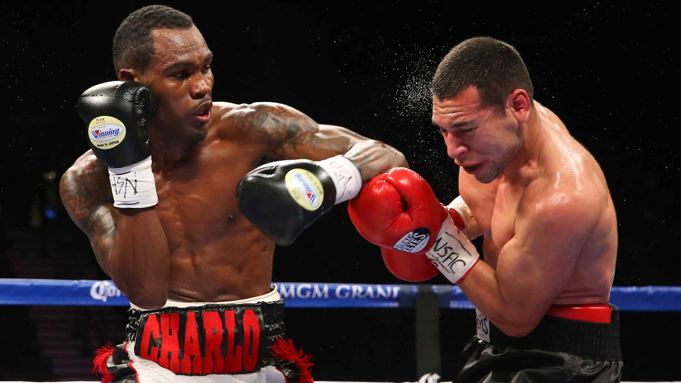 No Tricks Expected From Jermell Charlo As He Looks For