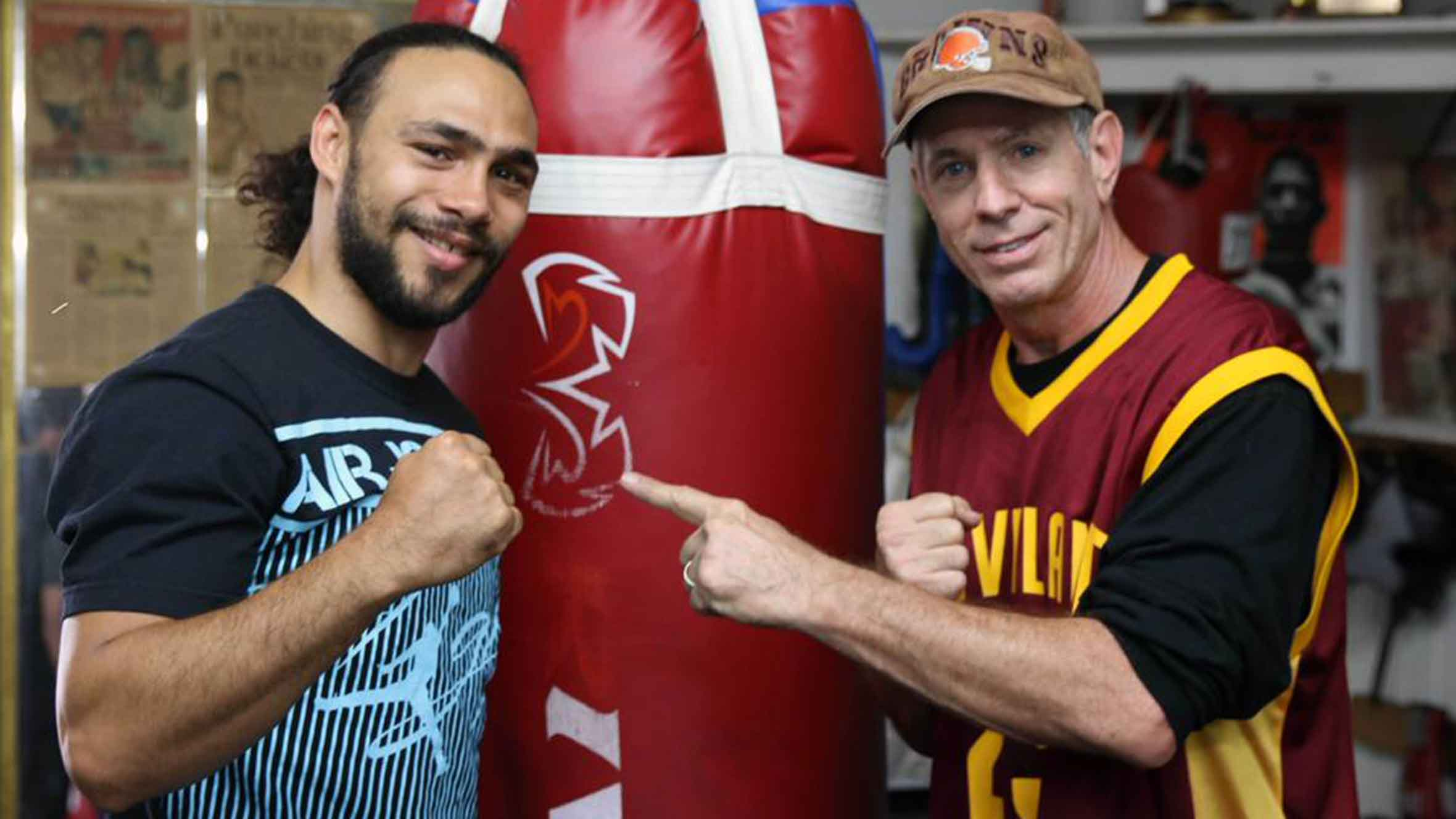 Dan Birmingham Trainer Tuesday Dan Birmingham on why Keith Thurman is a different