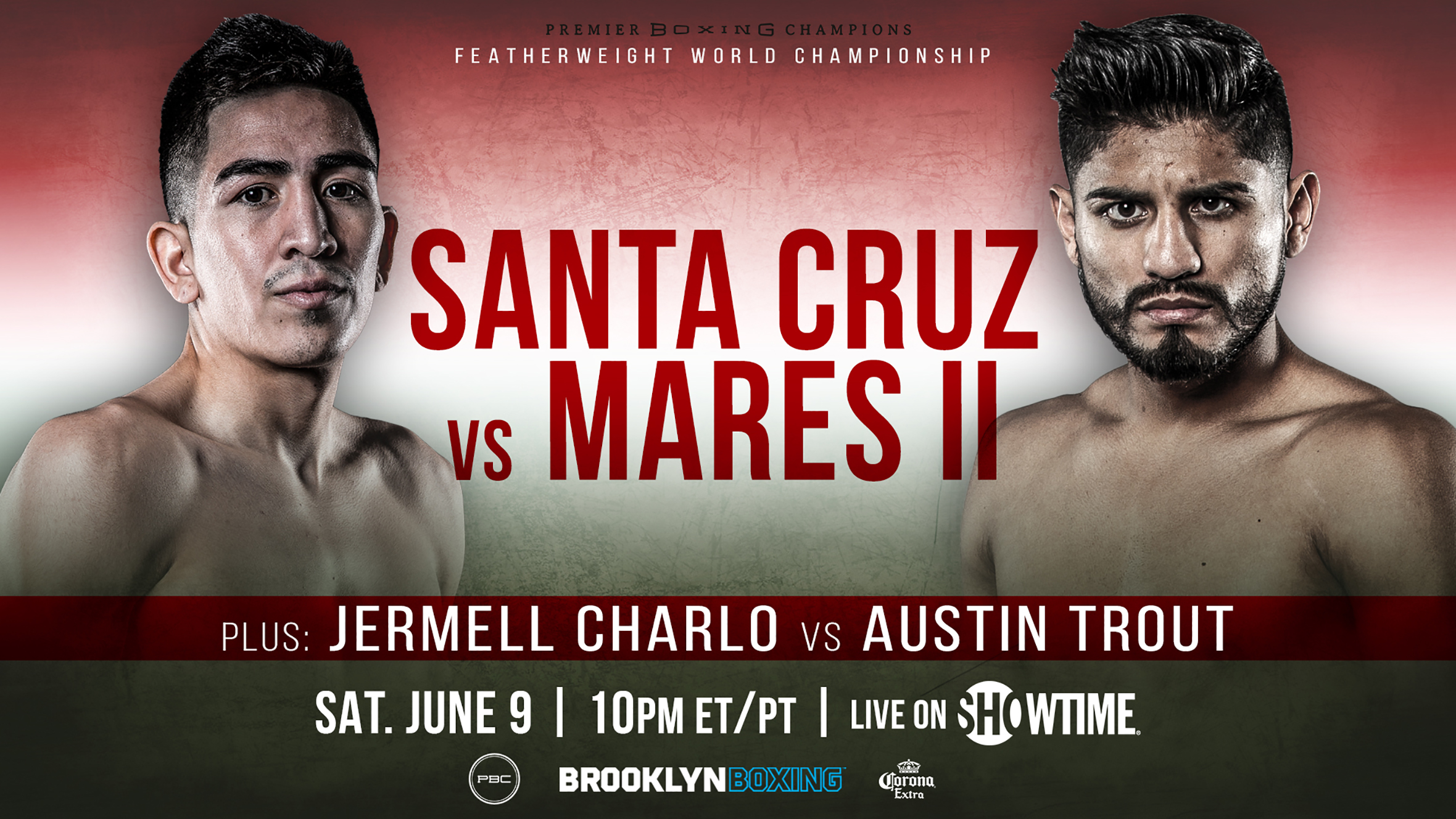 Santa Cruz-Mares II features two of boxing's statistical best