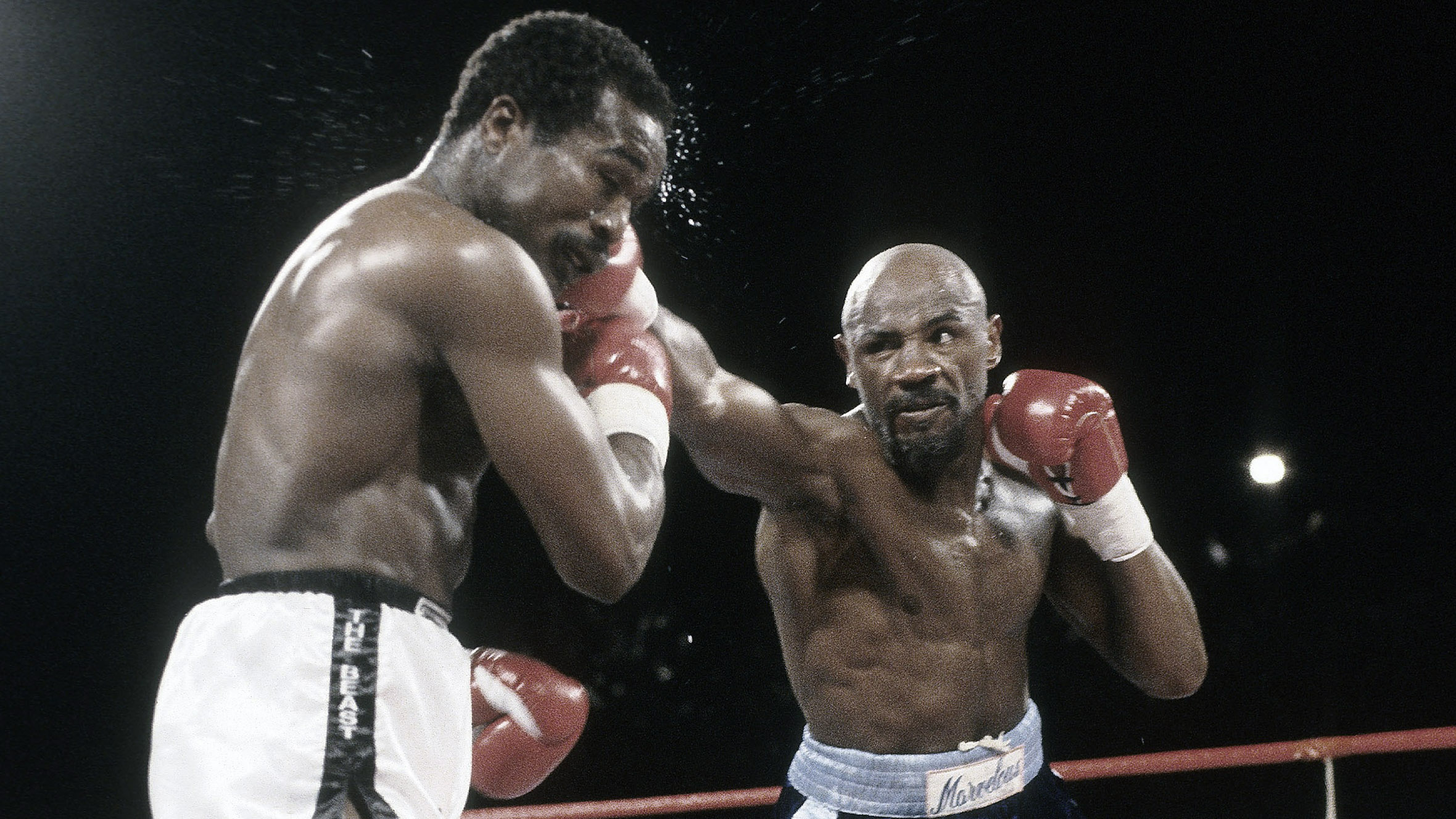 Celebrating Black History Month: Marvin Hagler