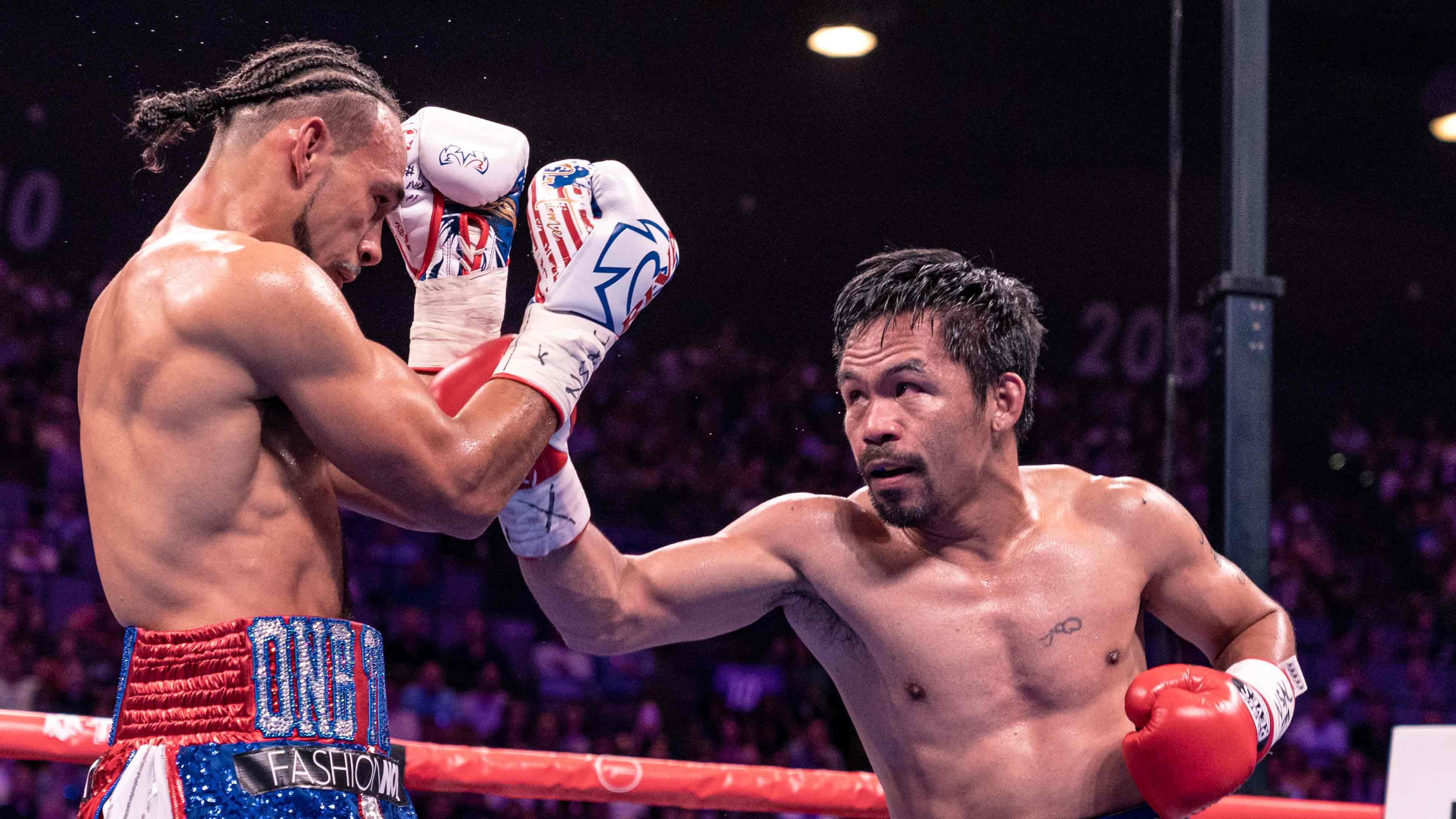 Manny Pacquiao - Next Fight, Fighter Bio, Stats & News