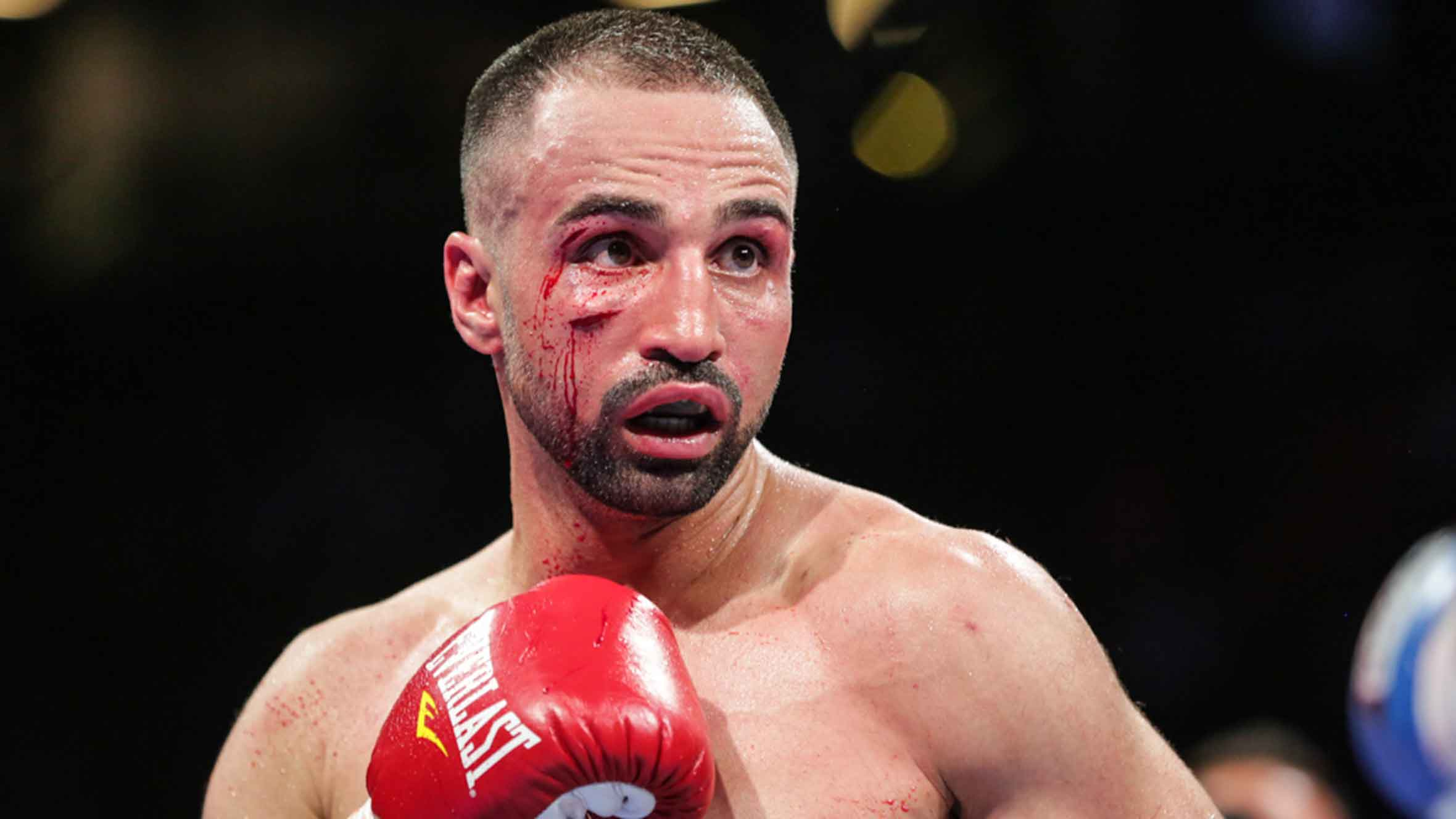 For Brooklyn S Paulie Malignaggi The Road Likely Ends In