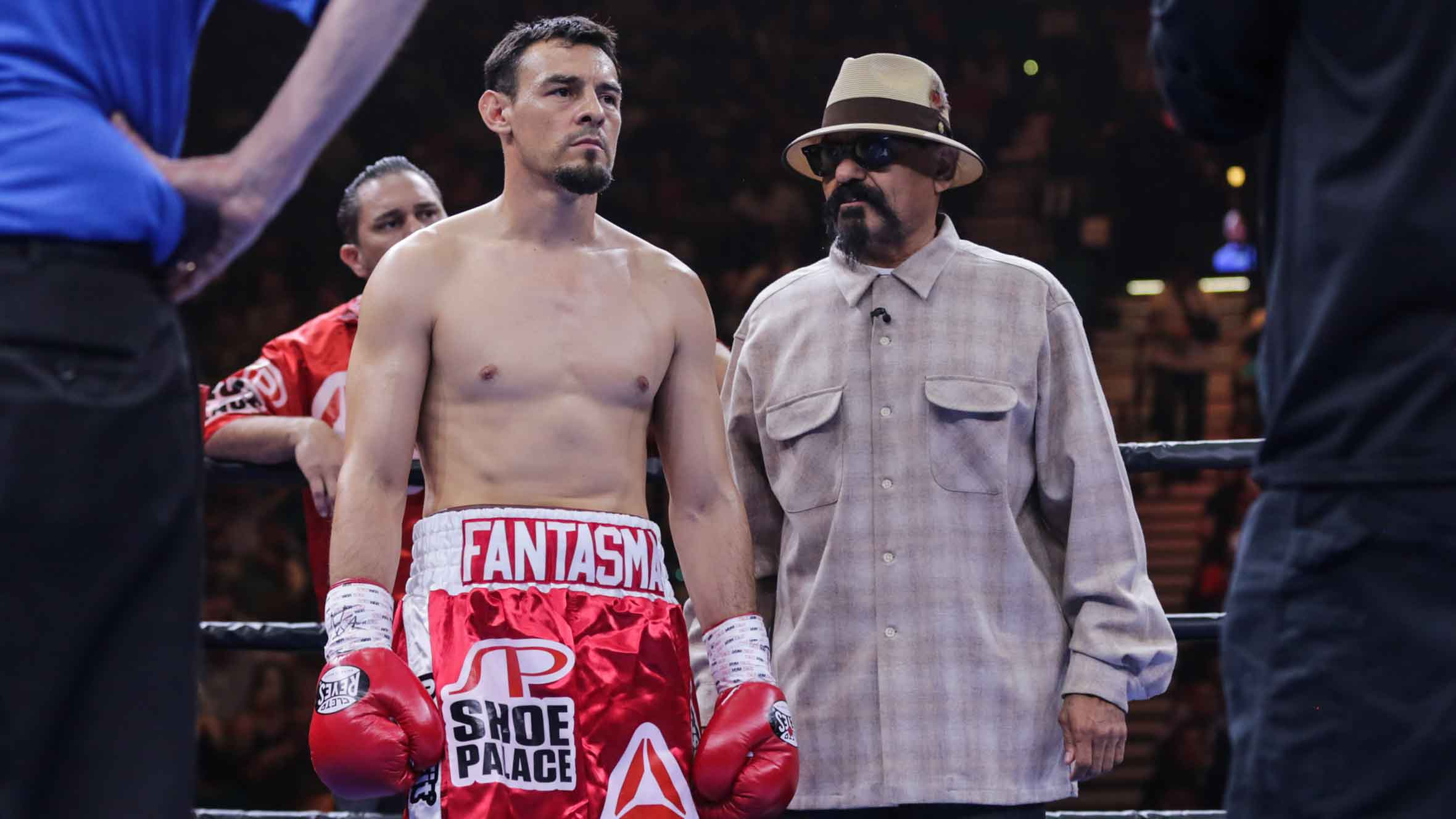 Robert Guerrero steered in right direction by father Ruben