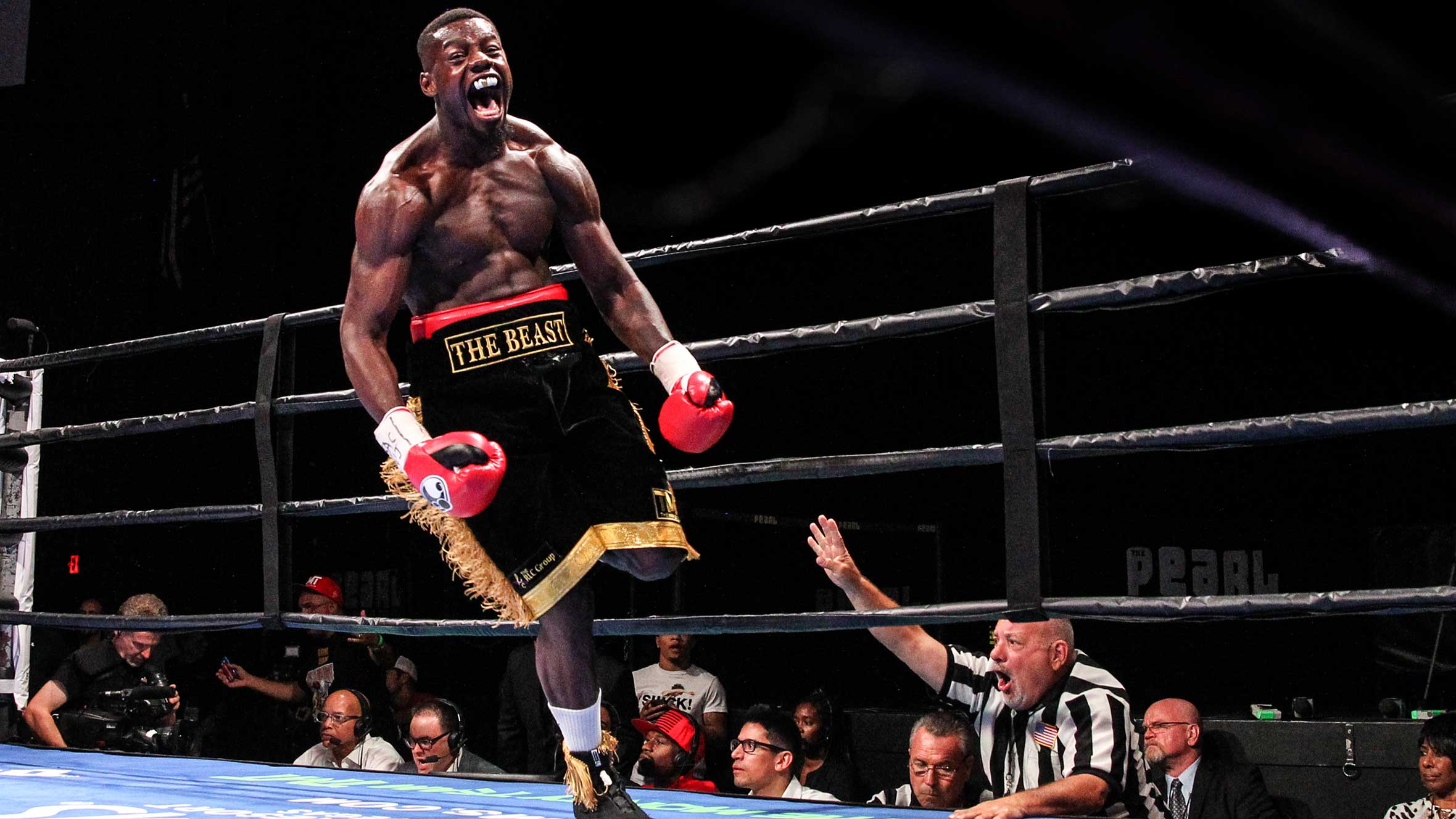 12 Rounds With … Andrew Tabiti