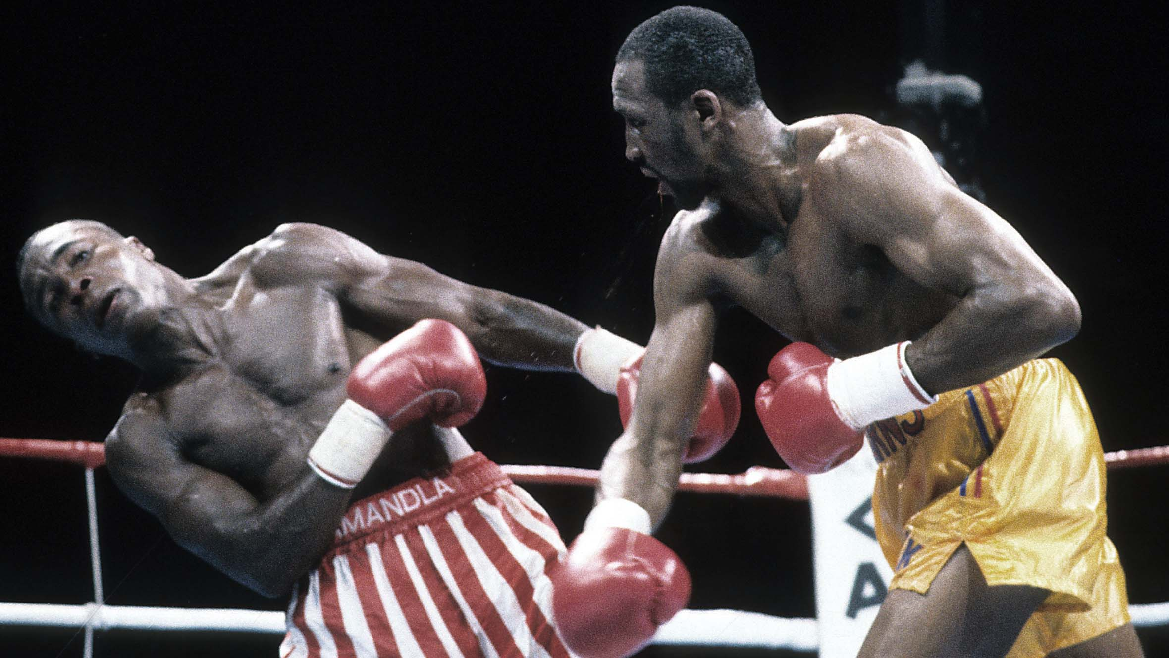 Celebrating Black History Month Thomas Hearns