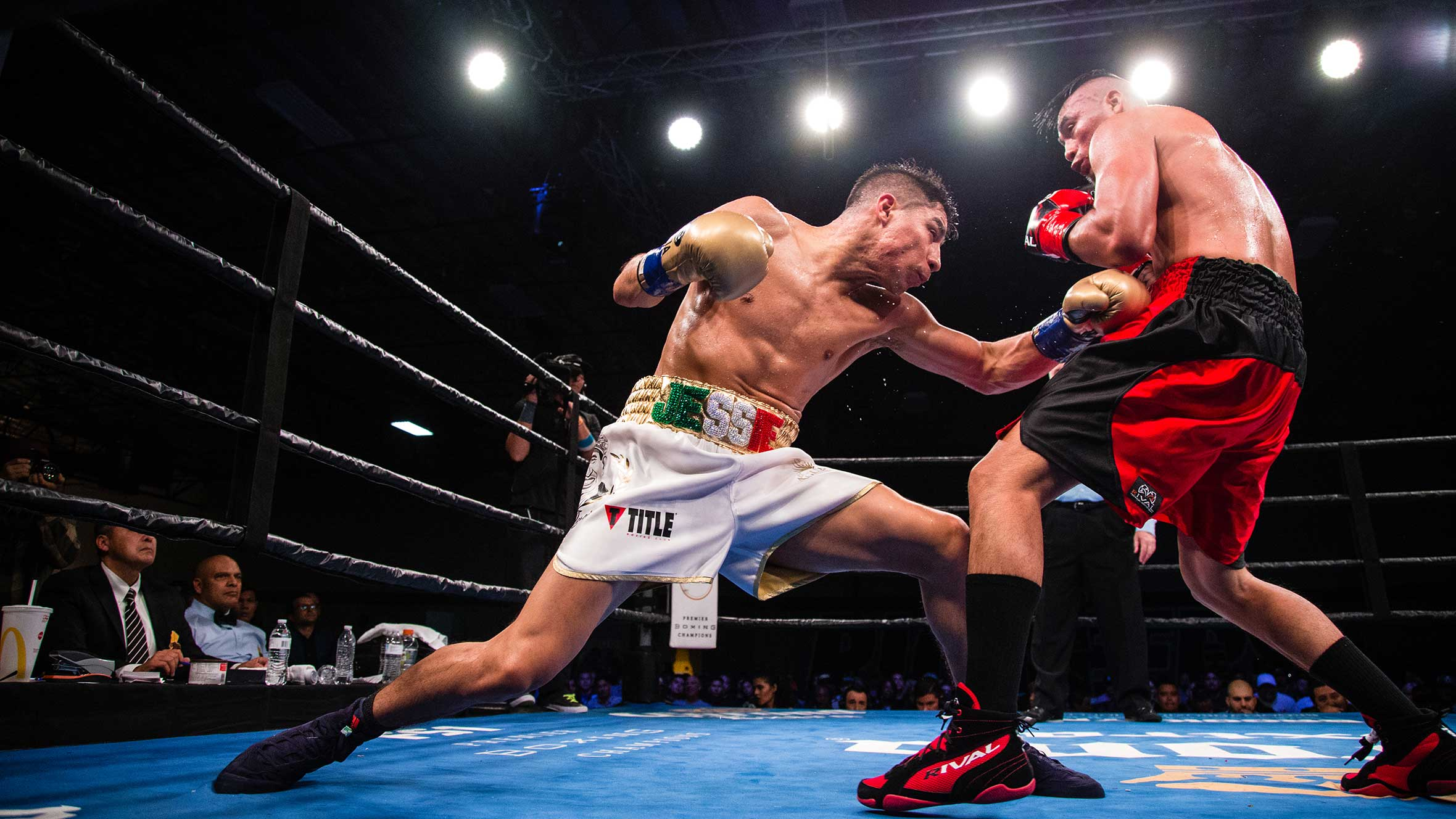 Jessie Vargas Shakes Off Ring Rust, Ready To Dive Into ...