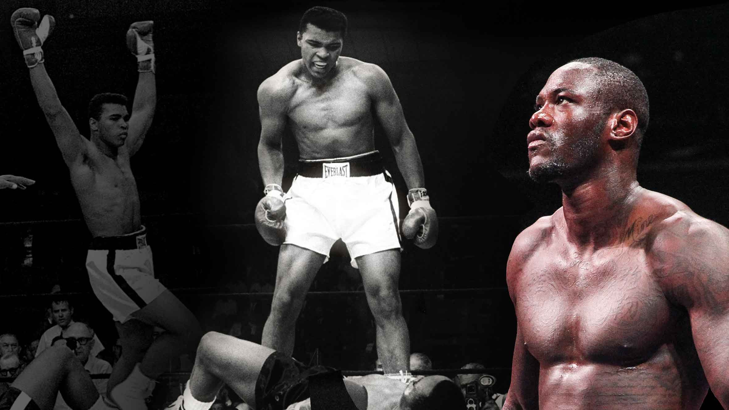 """a research on the newspaper coverage of muhammad alis winning the heavyweight boxing championship This sports documentary tells the story of heavyweight boxing champion muhammad ali, formerly known as cassius clay just one of many: boxing legends """"i am the greatest, i said that even before i knew i was."""