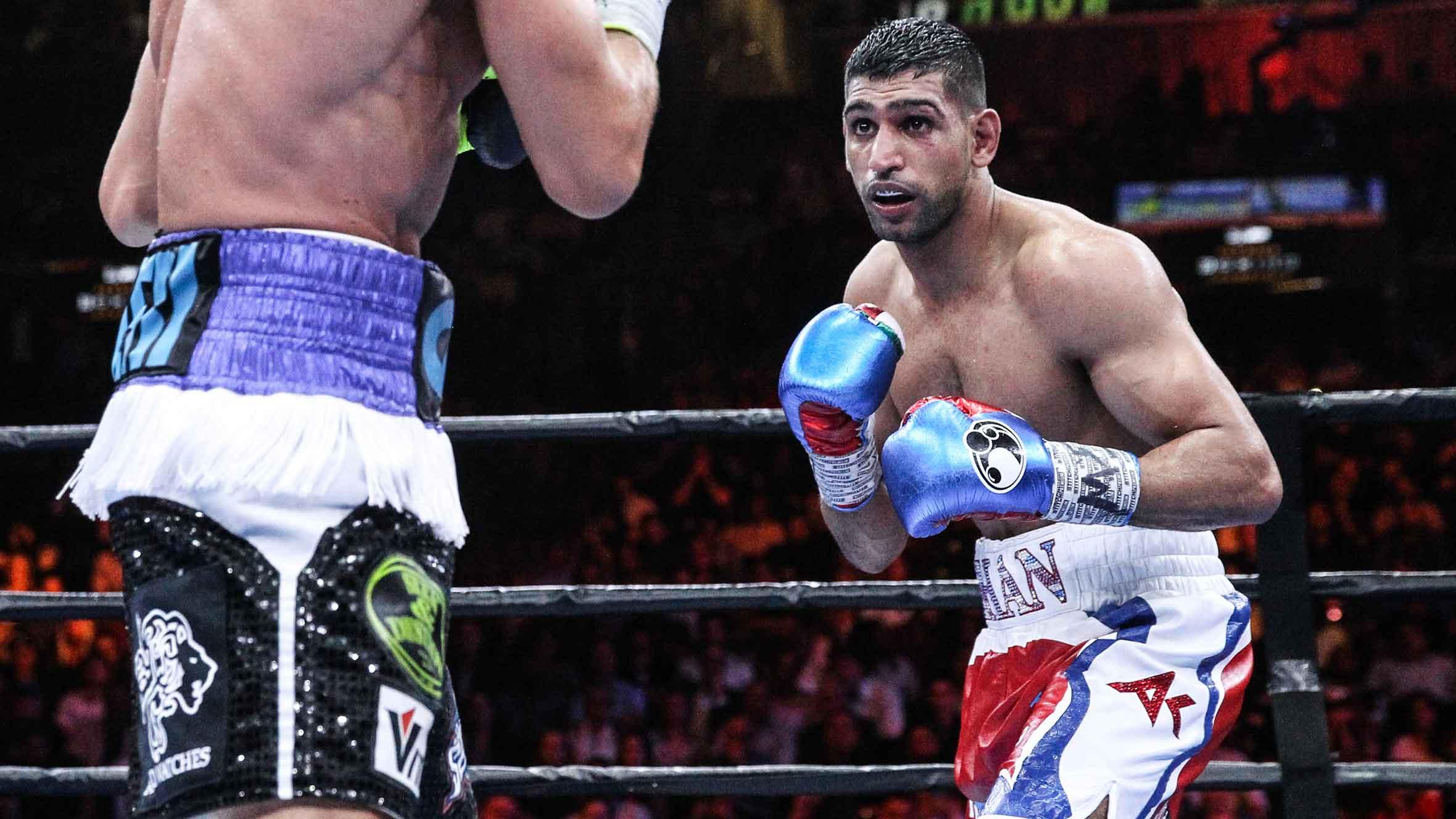 amir khan tours the states for his greatest hits