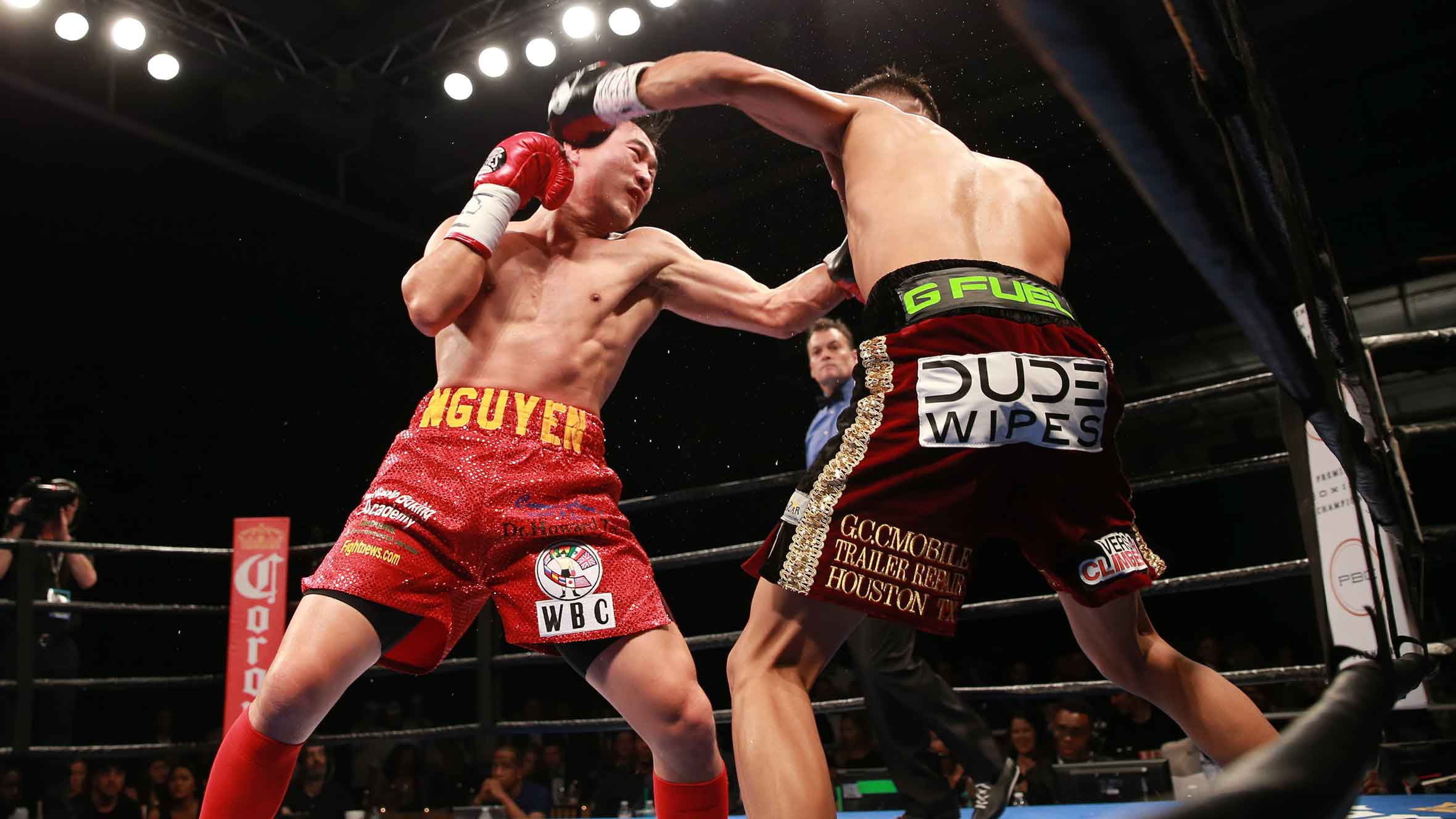 flores looks to continue climb up 130 pound ladder with win over