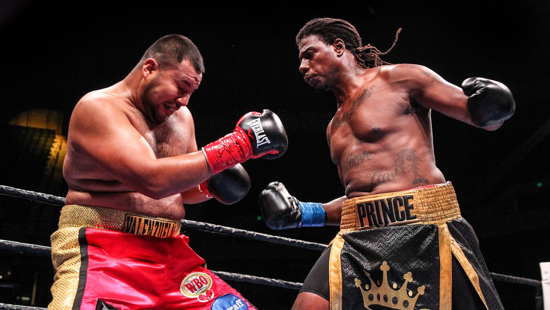 Topic: Martin vs Joshua | Premier Boxing Champions