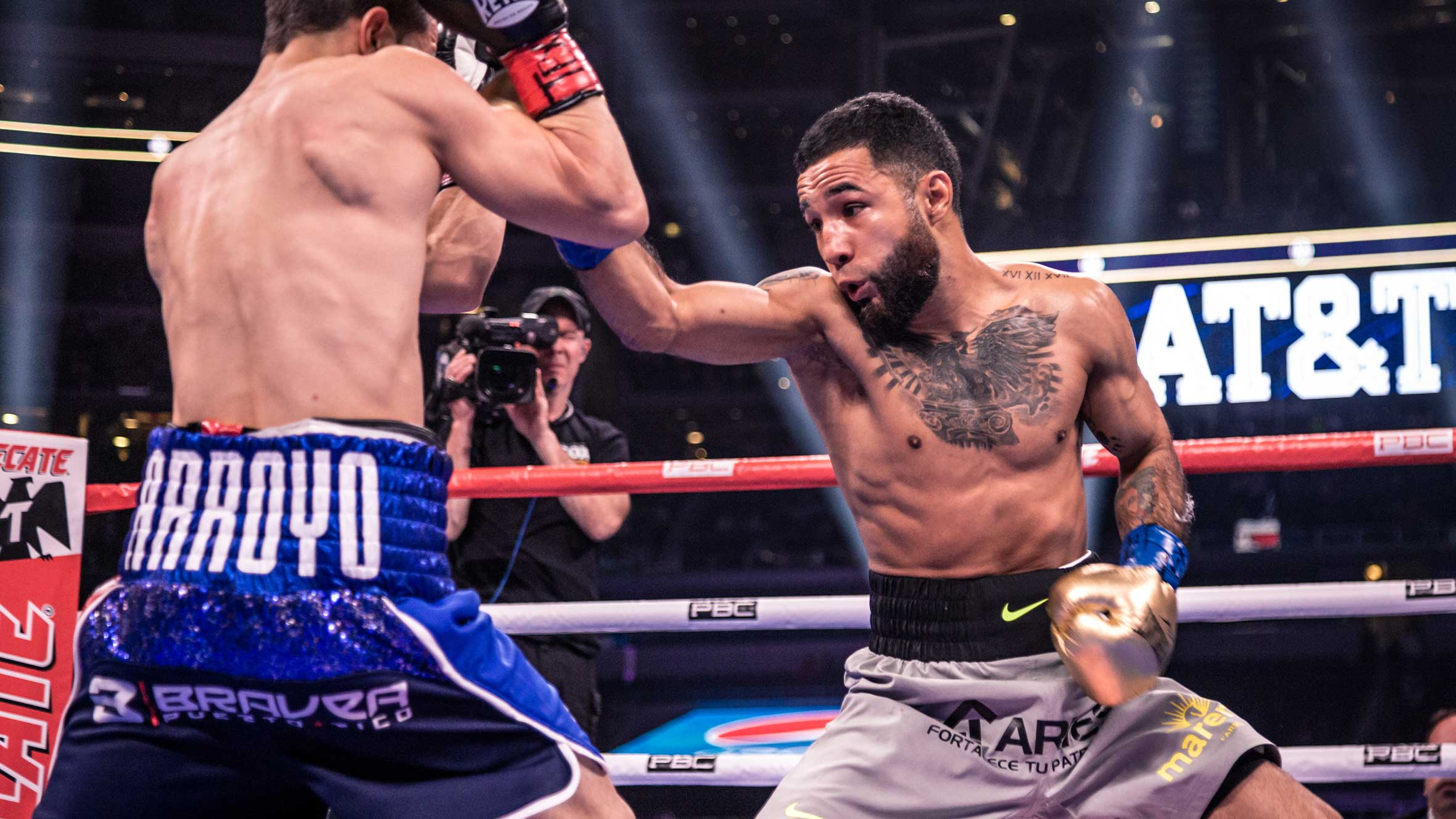 Luis Nery - Next Fight, Fighter Bio, Stats & News