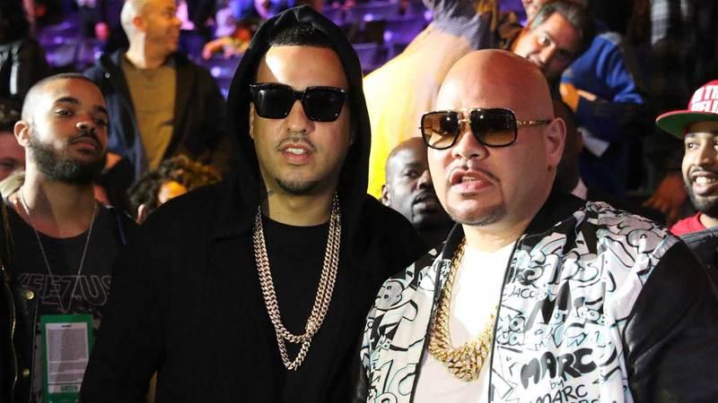 French Montana and Fat Joe