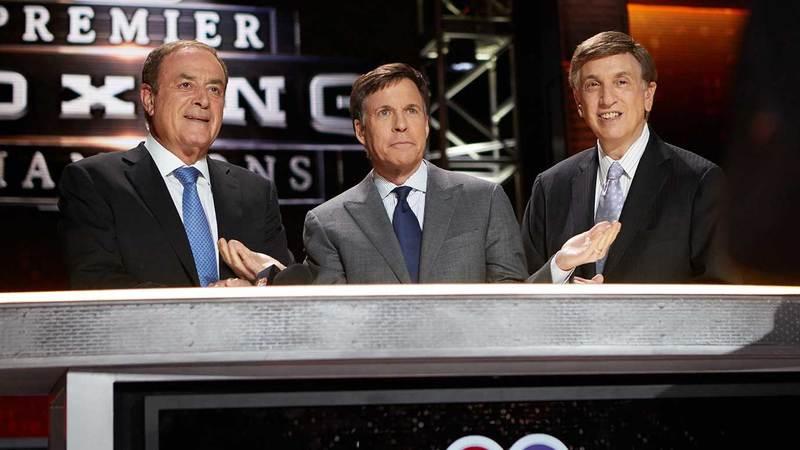 NBC broadcasters