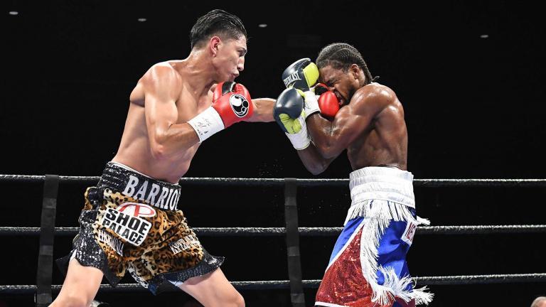 Mario Barrios vs Naim Nelson
