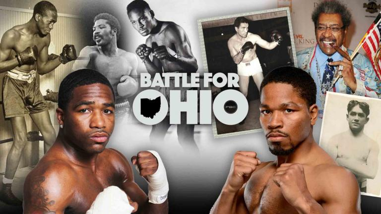 Adrien Broner and Shawn Porter Battle for Ohio