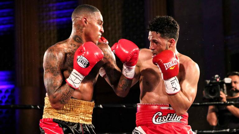 Justin DeLoach and Junior Castillo