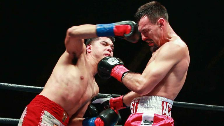 Omar Figueroa Jr. and Robert Guerrero