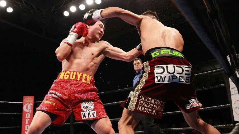Pro boxer Đạt Nguyễn gửi lời tới cựu võ sĩ UFC Nam Phan: Tôi chấp cậu một tay đấy, đánh Boxing tay trần với tôi không?