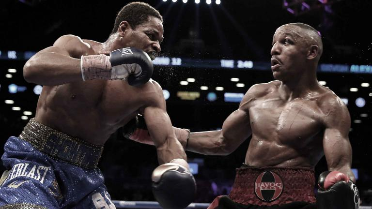 Shawn Porter and Devon Alexander