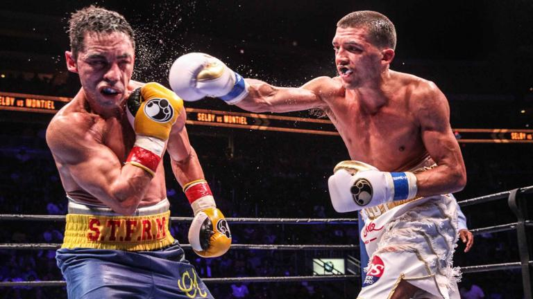 Lee Selby and Fernando Montiel