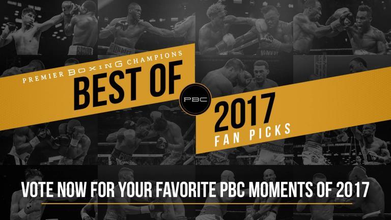 PBC Best of 2017