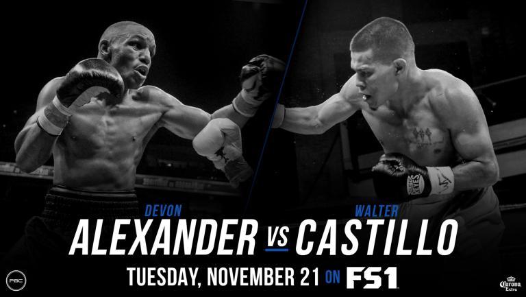 Alexander vs Castillo
