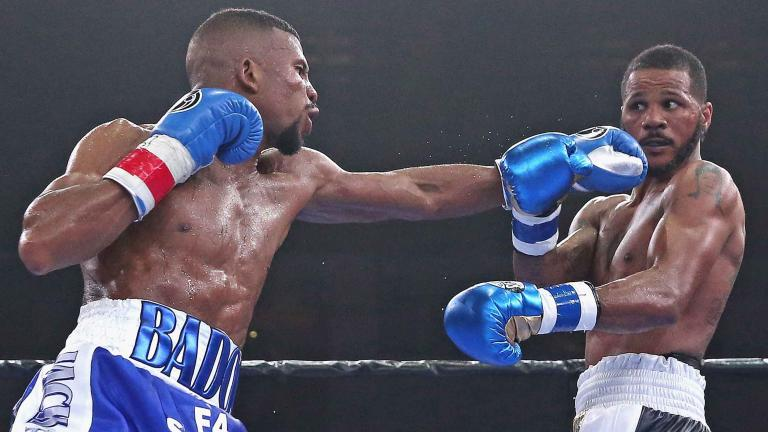 Anthony Dirrell and Badou Jack