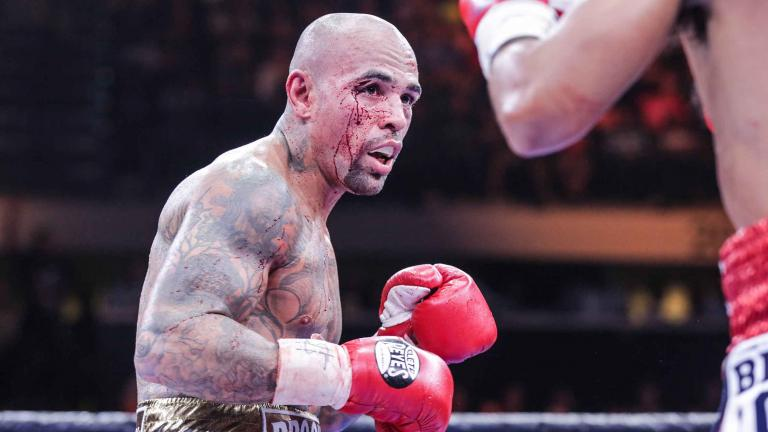Luis Collazo and Keith Thurman