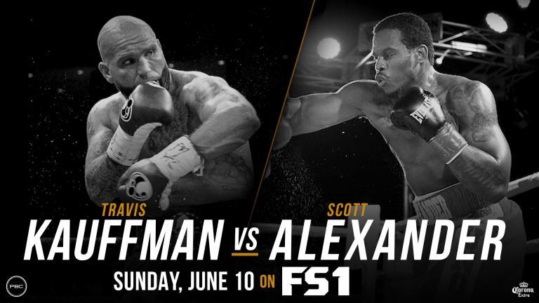 Kauffman vs Alexander
