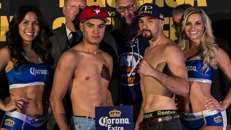 Omar Figueroa Jr. and Robert Guerrero