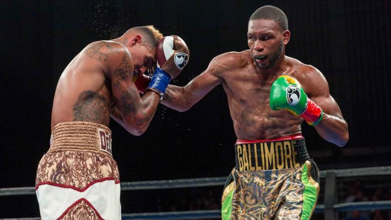Williams vs Gallimore