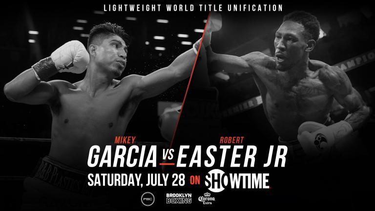 Garcia vs Easter
