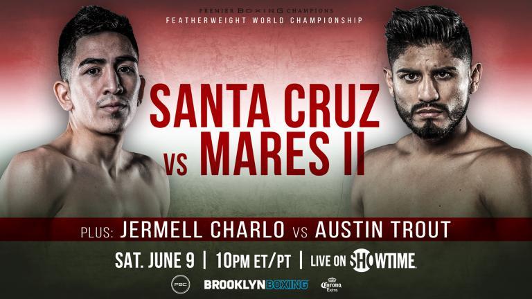 Santa Cruz vs Mares