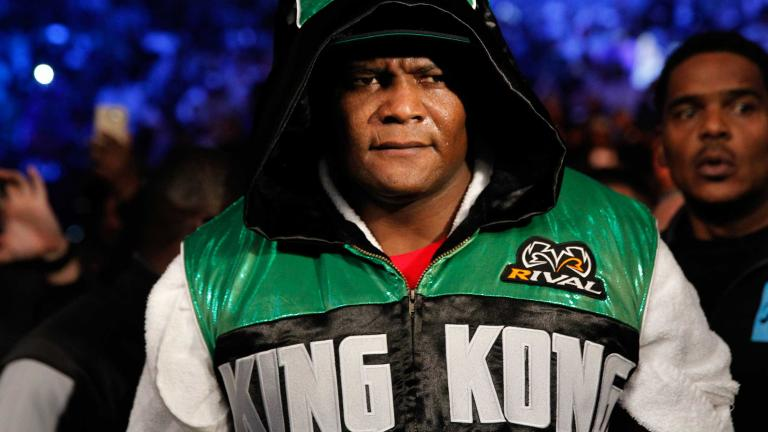 "Luis ""The Real King Kong"" Ortiz"