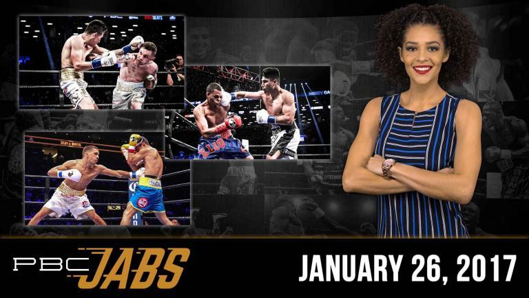 PBC Jabs Premier Boxing Champions