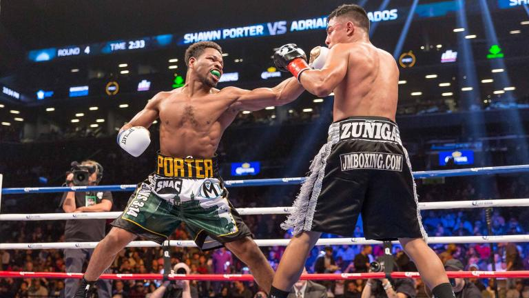 Porter vs Granados