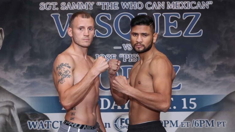Sammy Vasquez and Jose Lopez