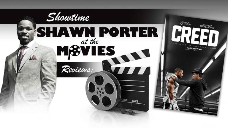 Shawn Porter at the movies