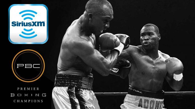SiriusXM Premier Boxing Champions